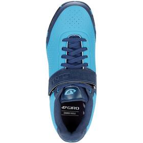 Giro Chamber II schoenen Heren blauw